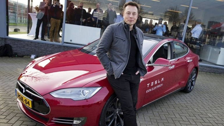 FXSpaceTesla will climb 8% to an all-time high of $ 900 as stock rallies help boost fundraising.